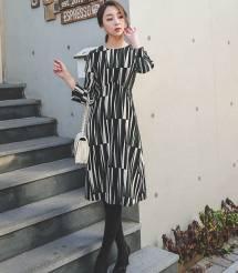 Váy liền thân Hàn Quốc Ode 261006