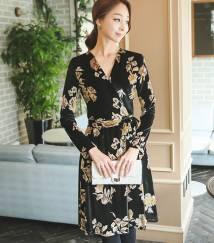 Váy liền thân Hàn Quốc Ode 261009