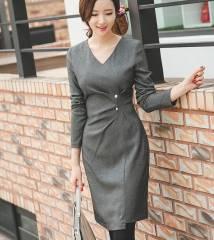 Váy liền thân Hàn Quốc Ode 261011