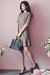 Váy liền thân milkcocoa Hàn Quốc 220828