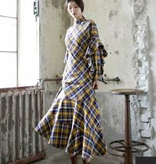 Váy liền thân Dint Hàn Quốc D3432