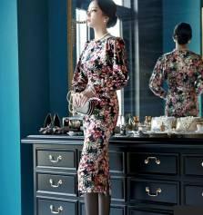Váy liền thân Dint Hàn Quốc D3426