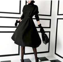 Váy liền thân Dint Hàn Quốc D3499