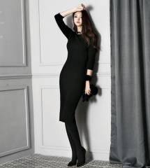 Váy liền thân Dint Hàn Quốc  D-3678
