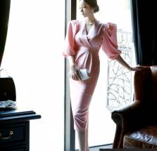 Váy liền thân Dint Hàn Quốc D3425