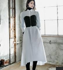 Váy liền thân Dint Hàn Quốc  D3430