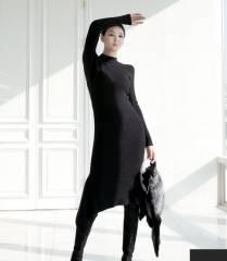 Váy liền thân Dint Hàn Quốc  D-4409