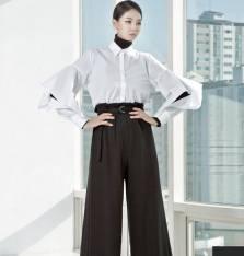 Áo sơ mi nữ Dnit Hàn Quốc B2107