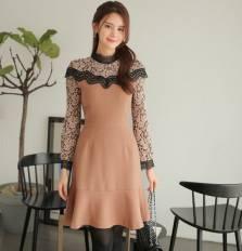 Váy liền thân Mari Hàn Quốc 161150