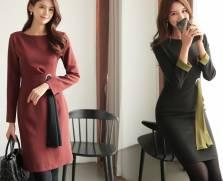 Váy liền thân Mari Hàn Quốc 161151