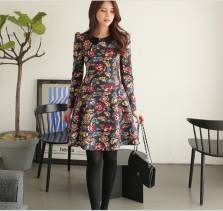 Váy liền thân Mari Hàn Quốc 161152