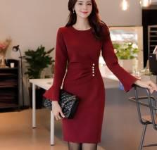 Váy liền thân Mari Hàn Quốc 161154