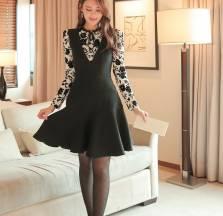Váy liền thân Mari Hàn Quốc 161162