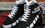 Giày đế cao cho nam, tăng chiều cao ngay khi sử dụng