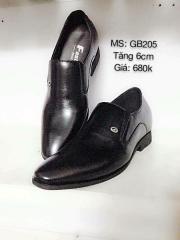 GB205 - Tăng 6cm