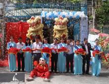 Lễ khai trương công ty cổ phần dược Phú Tiến