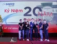 Kỷ niệm 20 năm thành lập công ty Sao Nam An