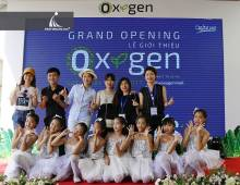 Khai trương Trung tâm Thương mại The Oxygen