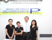 Khai trương VPCT Leading Electric & Machinery