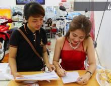 Head Honda Quang Vinh - Bốc thăm trúng thưởng