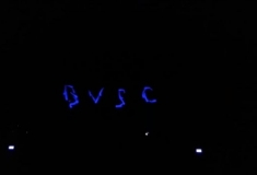 CT BVSC - Múa Black Light