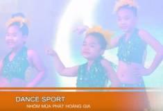 Nghi thức cưới - Vũ đoàn thiếu nhi nhảy Dance Sport