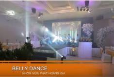Nghi thức cưới - Vũ đoàn thiếu nhi nhảy Belly Dance