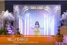 """Nghi thức cưới - Nhảy """"Belly dance"""""""