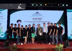 Lễ ra mắt công ty vàng bạc đá quý Dạ Minh Châu Ngọc Hân