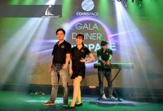 Gala Dinner Coinspace Việt Nam