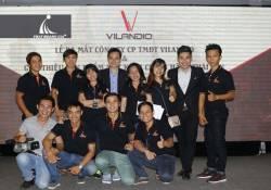 Lễ ra mắt công ty Mắt kính Vilandio