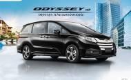 Honda Odyssey chính thức có mặt tại Việt Nam