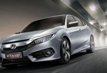 Honda Civic New 2017 - 1.5 VTEC TUBOR