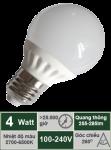 Đèn LED búp 4W-A