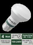 Đèn LED búp 4W-M