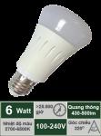 Đèn LED búp 6W-C