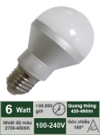 Đèn LED búp 6W-M
