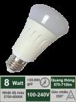 Đèn LED búp 8W-C