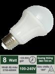 Đèn LED búp 8W-B