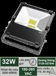 Đèn pha 32W-Mẫu B