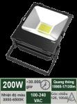 Đèn pha 200W-Mẫu B