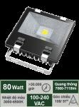 Đèn pha 80W-Mẫu A