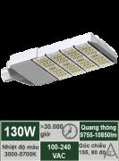 Đèn đường LED 130W-Mẫu F