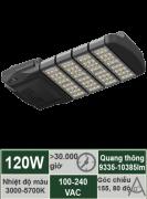 Đèn đường LED 120W-Mẫu B