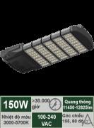 Đèn đường LED 150W-Mẫu B