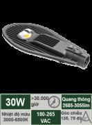 Đèn đường LED 30W-Mẫu A