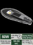 Đèn đường LED 50W-Mẫu A