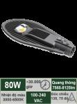 Đèn đường LED 80W-Mẫu A