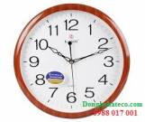 Đồng hồ treo tường Kashi K81 K 81(Kim trôi siêu tĩnh)
