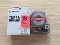 Băng mực Tepra 18mm